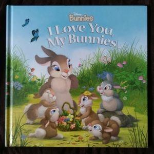 I Love You, My Bunnies Book